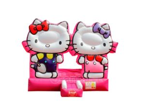 Hello Kitty Inflatable Jumping Bouncer Chb743 pictures & photos