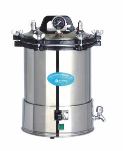 Portable Pressure Steam Autoclave Sterilizer- (YX-280D) pictures & photos
