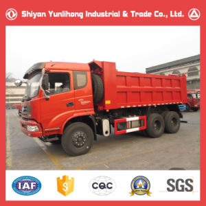 Tri-Ring 10 Wheeler Tipper Trucks Specifications/Dump Truck 6X4 pictures & photos