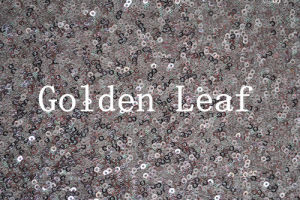 Sequin Embroidery Sequin on Mesh Garments 5mm (JPX1040)