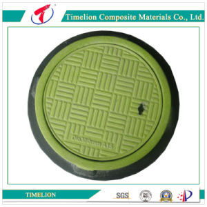 Waterproof Decorative Electrical SMC Manhole Cover pictures & photos