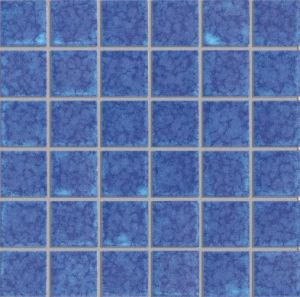 Blue Ceramic Swimming Pool Mosaic (G332E) pictures & photos
