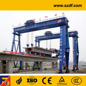 Gantry Crane for Lifting Concrete Box Girder pictures & photos
