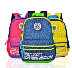 Multi Colors OEM Kid′s Backpack Bags