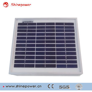 5W Mini Poly Solar Module/Solar Panel for Solar Light Use pictures & photos