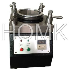 Four Corner Pressure Fiber Polishing Machine (HK-30Y) pictures & photos