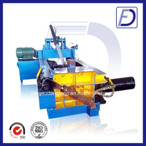 Serviceable and Patented Metal Scrap Steel Baler pictures & photos