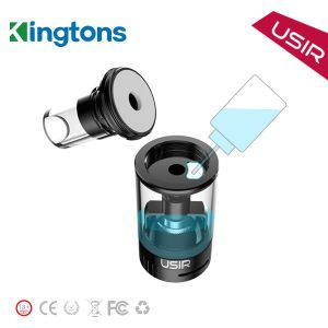 Never Leak Usir Tank 5ml Ceramic Heating Element Atomizer From Kingtons pictures & photos