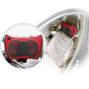 Infrared Massage Pillow Best Choice for Car Travel Office Used pictures & photos