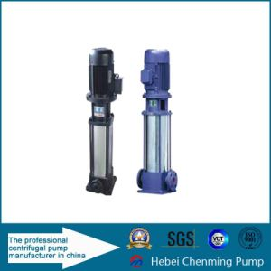 Gdl Vertical Material Transfer Pipe Marine Centrifugal Water Pump pictures & photos