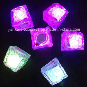 Water Ice Cube Night Light with Logo Printed (3188) pictures & photos