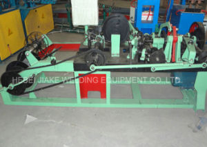 Manufacturer Single Strand Barbed Wire Machine for Sale pictures & photos
