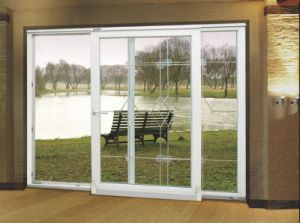 Aluminum Sliding Door for Homes and Offices pictures & photos