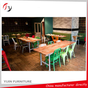 Aluminum Tube Leisure Coffee Room Dining Chairs (NC-33) pictures & photos