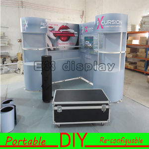 Professional Design Portable Re-Usable&Versatile Aluminum Exhibition Booth pictures & photos