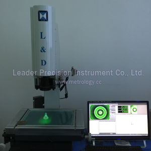 Benchtop Video Measuring Microscope (EV-2515) pictures & photos