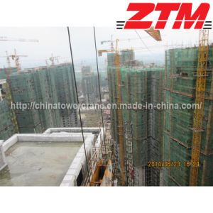 Tc5612-6 Topkit Tower Crane with High Quality (ISO9001: 2008)