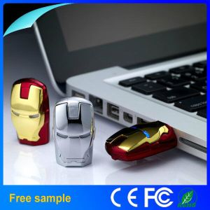 Nice Fashion Gift Iron Man Pendrive USB 8GB