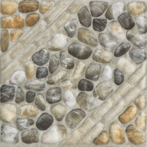 Special Stone Design 300*300mm Glazed Rustic Ceramic Floor Tile