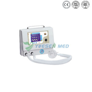 Ysav201p Medical Hospital Portable Ventilator pictures & photos