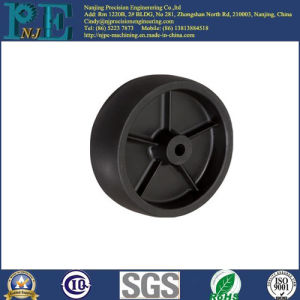 Customized POM Injection Molding Black Parts pictures & photos