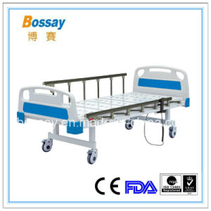 Foshan Hospital Furniture Two Functions Adjustable Electric Bed pictures & photos