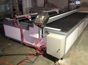 Exporting Laminated Glass Cutting Machine pictures & photos