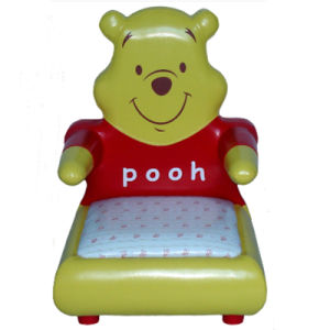 Lovely Bear Children Playroom Seating Furniture Kids Chair (SXBB-63) pictures & photos