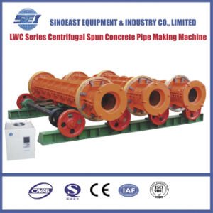 Lwc80-4 Centrifugal Spun Cement Tube Making Machine pictures & photos