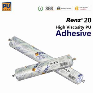 Polyurethane (PU) Sealant for Automobile Windshield and Side Glass Installing (Renz20) pictures & photos