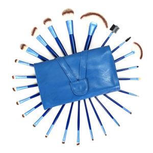 New 24 PCS Professional Goat Hair Cosmetic Makeup Brush Set pictures & photos