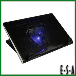 2015 Promotion One Fan USB Laptop Cooling Pad, Adjustable Notebook Cooling Pad, Cheapest and Best Mini Laptop Cooling Pad G22A128 pictures & photos