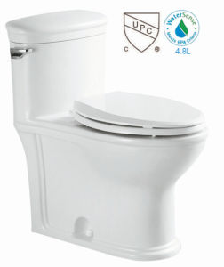 American Building Material Siphonic Toilet pictures & photos