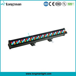 Outdoor Wash LED Wall Light with 60X3w Rgbaw Epistar LED pictures & photos