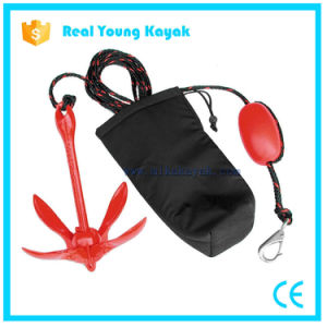 Marine Folding Grapnel Kayak Anchor Kit Hot Dipped Galvanized 1.5kg pictures & photos