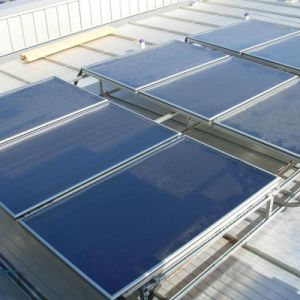 Solar Pool Heating Flat Plate Collector pictures & photos