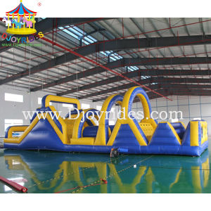 Inflatable Soft Playground Obstacle Course Adult Inflatable Obstacle Course pictures & photos