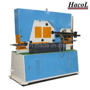 Q35y-25 Hydraulic Ironworker/Good Quality and Performance Ironworker/Cheap Machine for Punching and Shearing pictures & photos
