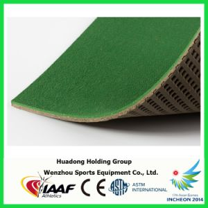 Residential Rubber Floor Manufacturer Prefabricated Rubber Sports Floor pictures & photos