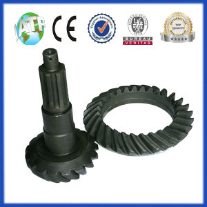 Nkr Truck Drive Axle Bevel Gear 7/43 pictures & photos