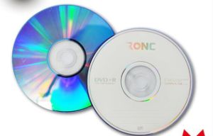 Low Price Blank 4.7GB DVD+/-R 16X pictures & photos
