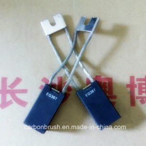 Supplying Electro Graphite Carbon Brush for DC Motor (EG367) pictures & photos