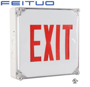 Exit Sign, Emergency Exit Sign pictures & photos