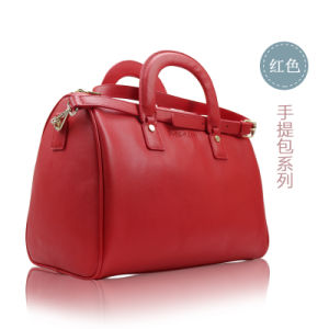 New Design and Best Selling Cow Leather for Womens Collection of Handbag pictures & photos