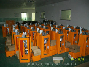 Automatic Swing Barrier Gate for Commercial Access Control Security pictures & photos