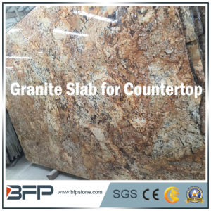 Beautiful Granite Kitchen Countertop/Island Countertop for Villa/Residencial Appartment pictures & photos