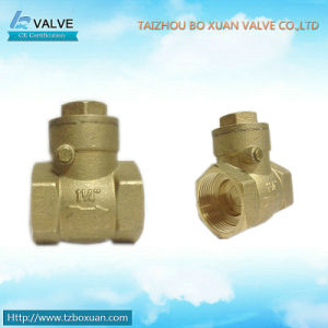 Forged Brass Swing Check Valve (BX-3005)