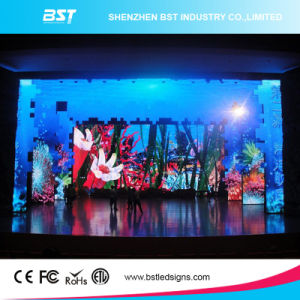 High Resolution Pitch4mm HD Indoor LED Display for Stage pictures & photos