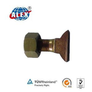 High Tensile T Bolt with Nut Zinc Plated pictures & photos