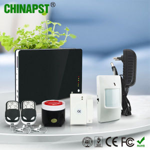 Manufacture Auto-Dial Anti-Thief Wireless GSM Home Alarm System (PST-GA122Q) pictures & photos